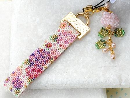 编织用品,串珠材料包,各式串珠配件,日本古董珠